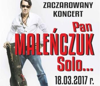 Maciej Maleńczuk. Koncert w Rzeszowie.