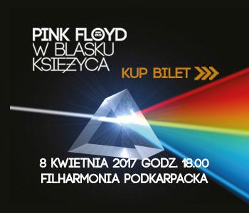 Muzyka Pink Floyd w Rzeszowie