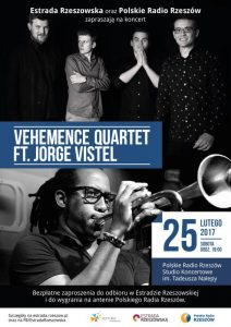 Vehemence Quartet ft Jorge Vistel