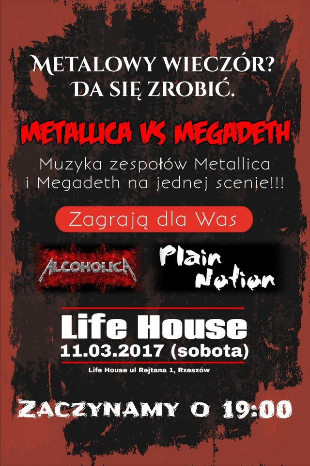 Alcoholica - Lifehouse Rzeszow