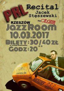 Jacek Stęszewski w klubie Jazz Room