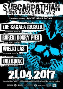 the sabala bacala koncert