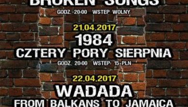 XX Urodziny Underground Pub - Koncert Tharantula + Broken Songs