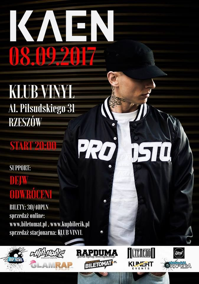 KaeN Rzeszów Klub Vinyl