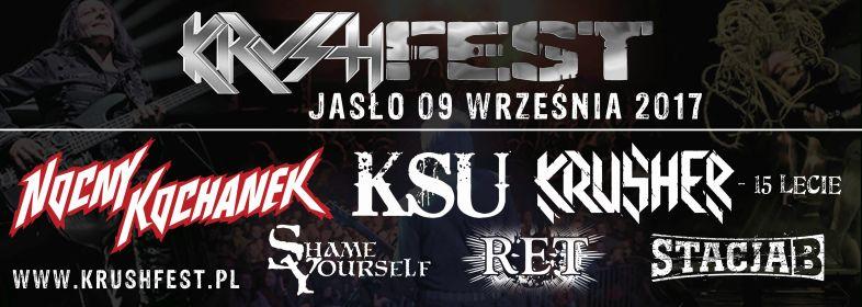 Festiwal Krushfest Jasło 09-09-2017