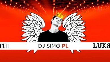 Klubowa SOBOTA w LUKR 11.11 / Teraz Polska / DJ Simo