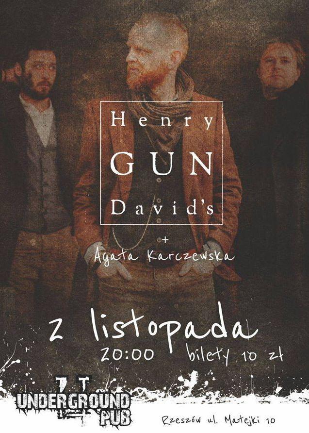 Henry David's GUN Underground