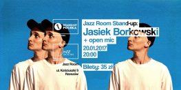 Jasiek Borkowski StandUP Rzeszów