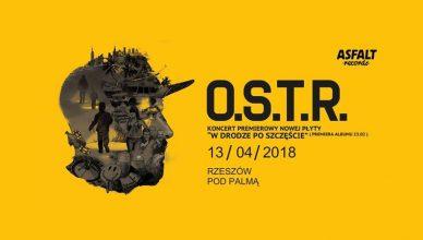 O.S.T.R. w klubie Pod Palmą