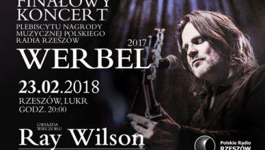 Finałowy koncert plebiscytu Werbel 2017. Ray Wilson