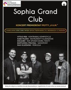 Sophia Grand Club koncert Teatr Maska