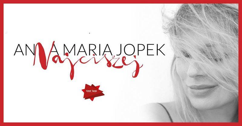 Anna Maria Jopek wRzeszowie