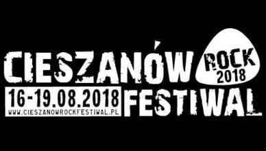 Pierwsze szczegóły Cieszanów Rock Festiwal 2018