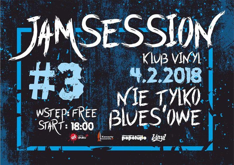 Nie tylko blues'owe Jamsession #3