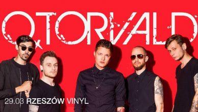 O.Torvald koncert w klubie Vinyl