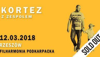 Kortez z zespołem koncert Rzeszów