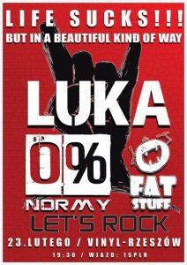 Luka // 0% Normy // Fat Stuff
