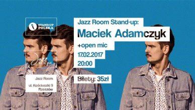 Maciek Adamczyk - Jazz Room Stand Up