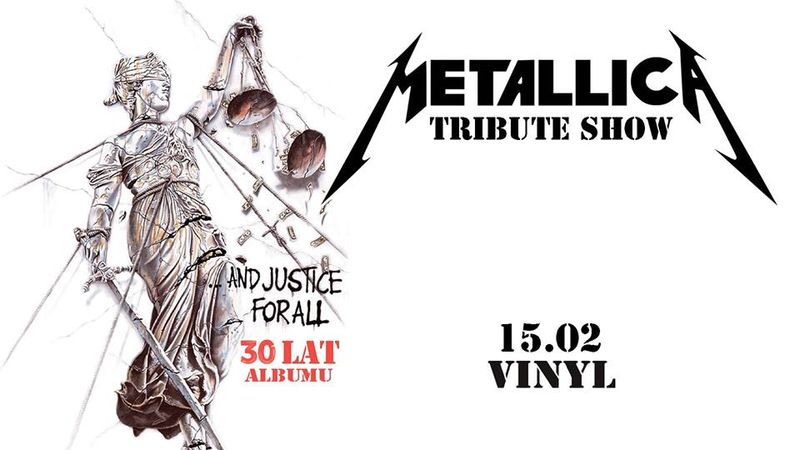 Metallica Tribute Show - Scream Inc. + FEYM