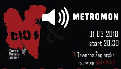 Metromon i Drużyna Dziesięciu Sedesów