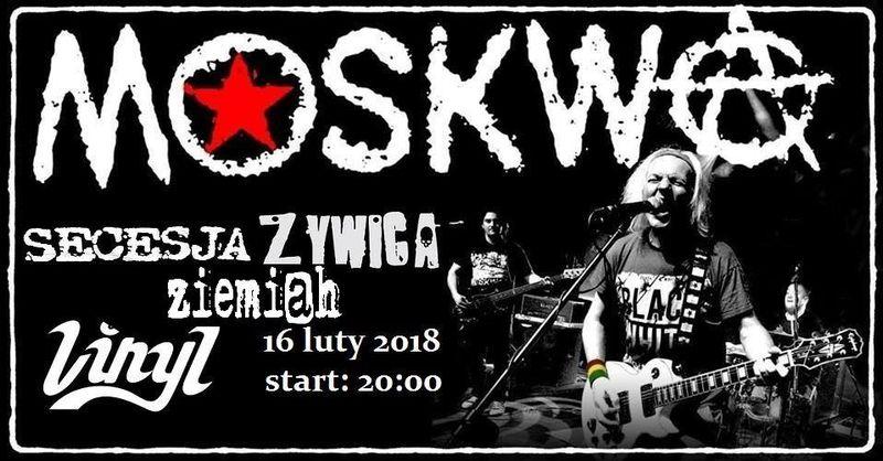 Punk Fest: Moskwa+ Żywica + Secesja + Ziemiah