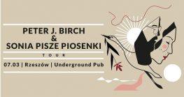 Peter J. Birch + Sonia Pisze Piosenki