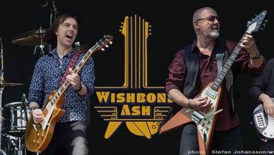 Wishbone Ash - Official Event, Rzeszów, Life House