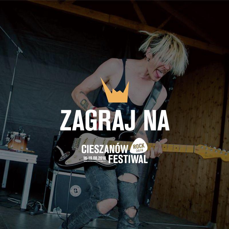 Zagraj nafestiwalu wCieszanowie