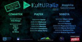 Kulturalia Rzeszów Koncerty 2018