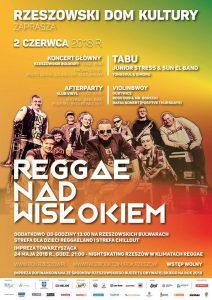 Reggae NadWisłokiem 2018