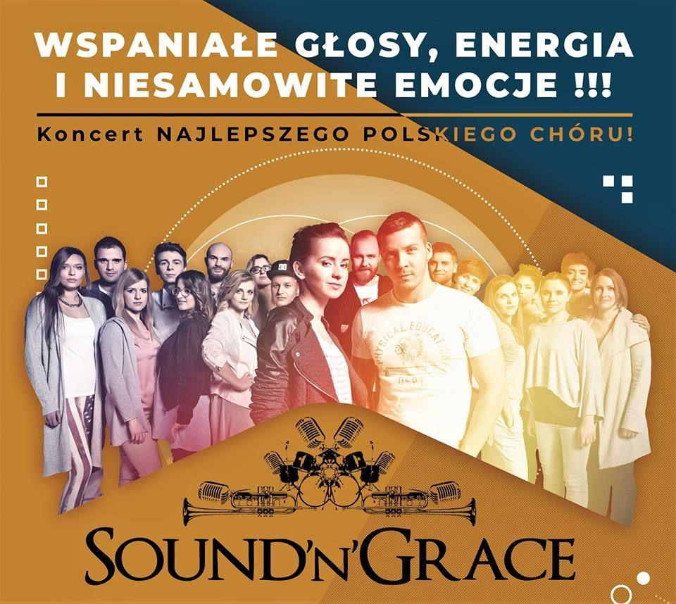 Sound'n'Grace - Wspaniałe Głosy, Energia i Niesamowite Emocje
