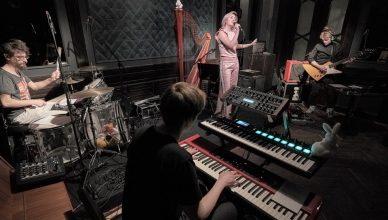 KALINA i jej kryształowy hippie-pop w Rzeszowie