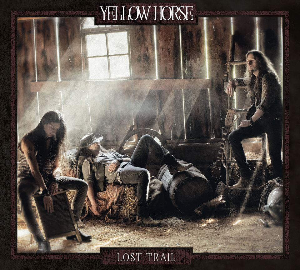 "Yellow Horses ""Lost Trail"""