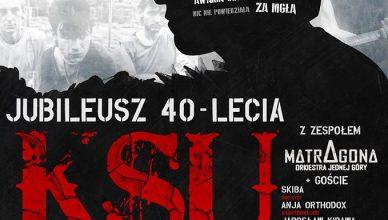 Jubileusz 40-lecia KSU