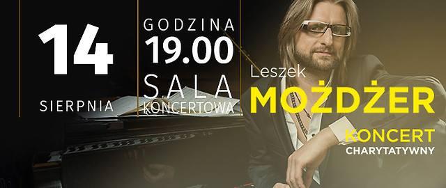 Leszek Możdżer w Filharmonii Podkarpackiej