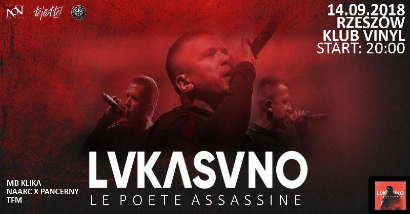 "Lukasyno - ""Le Poete Assassine"" Klub Vinyl"