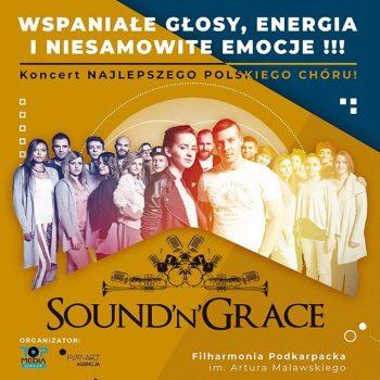 Koncert Sound'n'Grace w Filharmonii