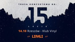 Koncert Lipali w klubie Vinyl