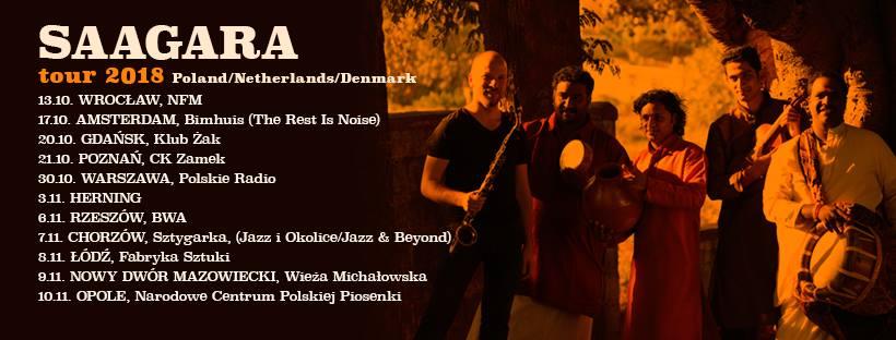 Rzeszów Jazz Festiwal - SAAGARA