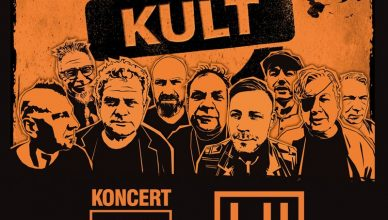październikowa trasa zespołu Kult