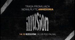 Koncert zespołu Illusion wklubie PodPalmą