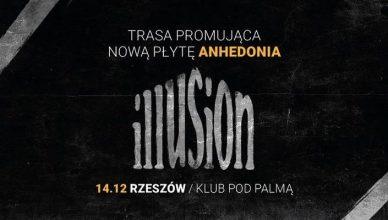 Koncert zespołu Illusion w klubie Pod Palmą