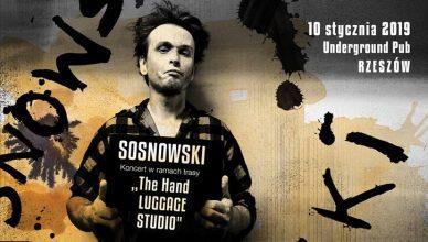 Sosnowski koncert underground pub