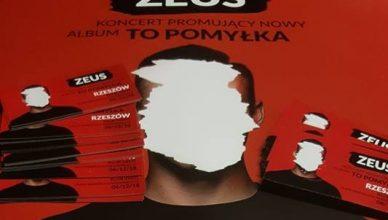 Zeus koncert w klubie Vinyl