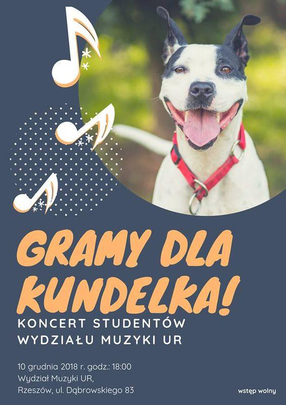 """Koncert """"Gramy dla Kundelka"""""""