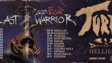 The Last Warrior Tour. Koncert TURBO w klubie Vinyl