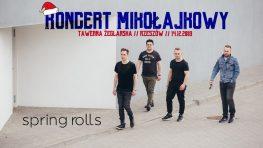 Koncert Spring Rolls w Tawernie Żeglarskiej
