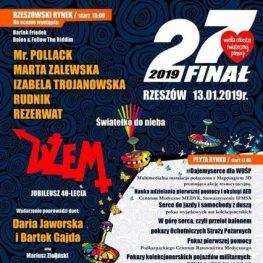 Koncert Dżem 27 Finał WOŚP