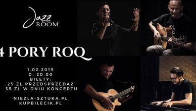 4 pory roq - jazz room