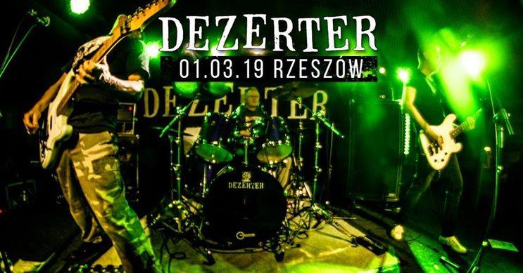 Dezerter • Klub Vinyl • Rzeszów